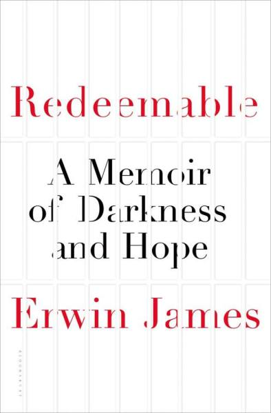 Book Cover—Redeemable by Erwin James
